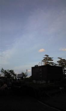 奥多摩の雲取山&雲取山荘の田部祭