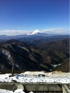 塔ノ岳〜丹沢山〜塔ノ岳〜鍋割山〜櫟山