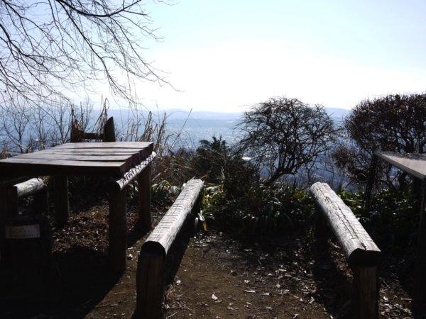 1月の丹沢・大倉尾根から塔ノ岳、尊仏山荘泊の山行