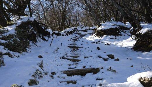 冬のトレッキングで装備したい軽アイゼンの選び方