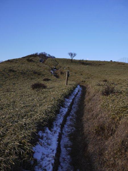 1月の丹沢・丹沢山から丹沢最高峰の蛭ヶ岳への山行