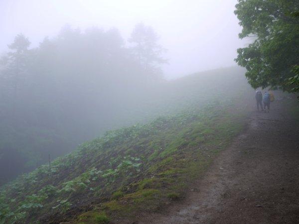 雲取山への山行。雲取山荘の田部祭へ参加