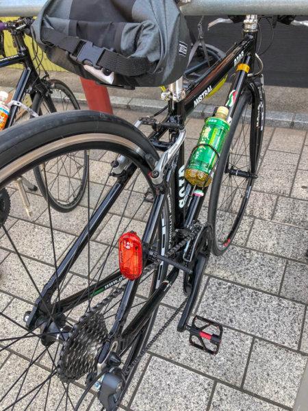 自転車ツーリングの装備